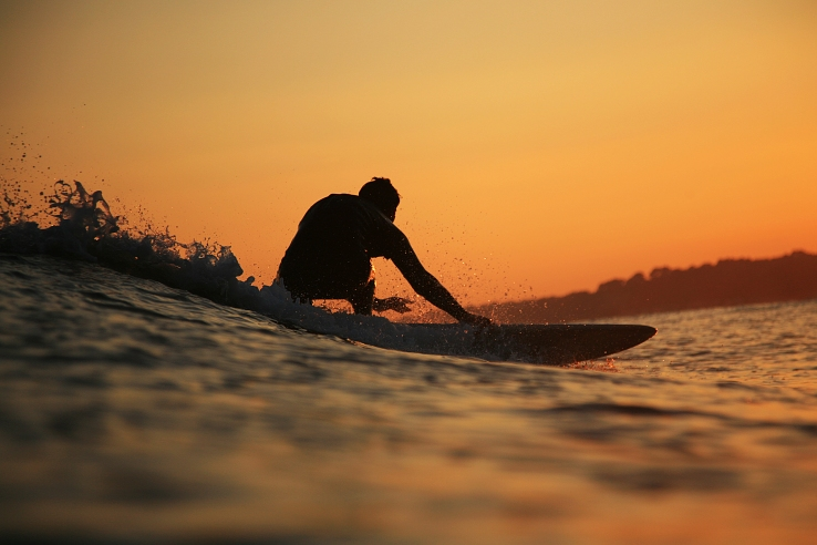 bmth sunset surf