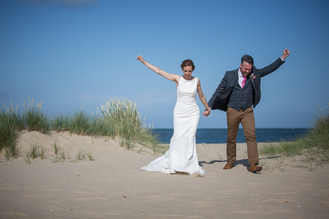 a shell bay wedding