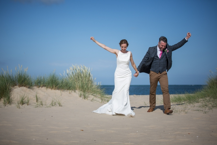a shell bay wedding